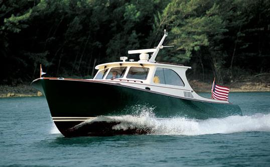 Hinckley T40 Jet Boat