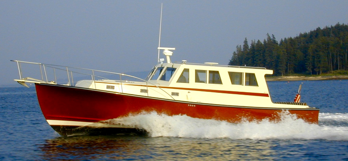Ellis Extended Top Cruiser for Charter